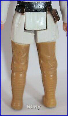 Vintage Star Wars Complete Luke Skywalker Farmboy Action Figure 1977 TAIWAN