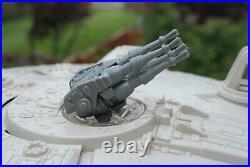 Vintage Star Wars Complete Millennium Falcon Vehicle Kenner + Figures Works