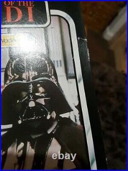 Vintage Star Wars Darth Vader 1983 ROTJ Carded Action Figure MOC