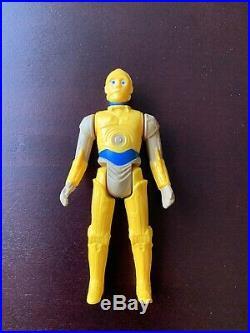 Vintage Star Wars Droids Cartoon C-3PO Action Figure