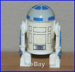 Vintage Star Wars Droids Cartoon Figures R2D2 & C3PO original NICE Kenner