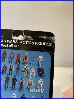 Vintage Star Wars ESB Stormtrooper MOC 1980 41-D back Kenner Sealed Figure