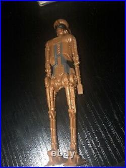 Vintage Star Wars EV-9D9 Figure Kenner Last 17 Authentic