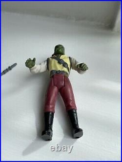 Vintage Star Wars Figure Barada Last 17 Complete Original