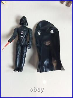 Vintage Star Wars Figures 53 From 1977 To 1984 Kenner Job Lot Bundle