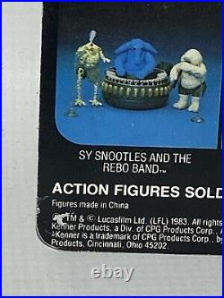 Vintage Star Wars Hoth Imperial Stormtrooper Snowtrooper Carded Figure MOC
