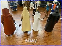 Vintage Star Wars Lot of 21 Action Figures 1977-1979