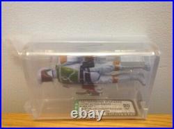 Vintage Star Wars PBP Trilogo Boba Fett AFA 80 Loose Figure (not UKG or CAS)