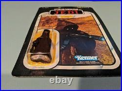 Vintage Star Wars ROTJ Jawa Figure 1983 Kenner 77-Back MOC Unopened