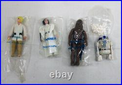 Vintage Star Wars Rare Boxed Early-Bird Action Figure Set C-8.5 with C-8 Box Inc