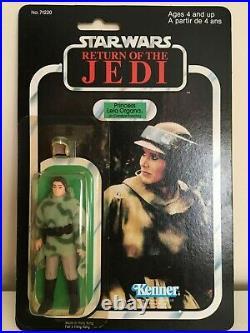 Vintage Star Wars Return of The Jedi Action Figure Princess Leia Organa