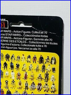 Vintage Star Wars Trilogo Luke Skywalker Jedi Knight Outfit Action Figure MOC