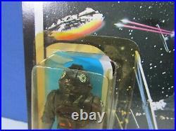 Vintage star wars TIE FIGHTER PILOT ACTION FIGURE original MOC ROTJ JEDI kenner