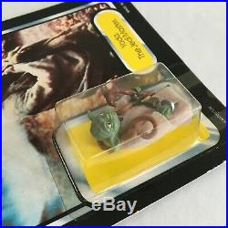 Yoda Trilogo Vintage Star Wars Mint On Card Very Rare Figure
